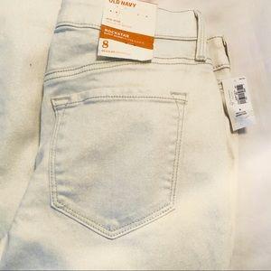 Old Navy Rockstar Super Skinny Women Midrise Jeans